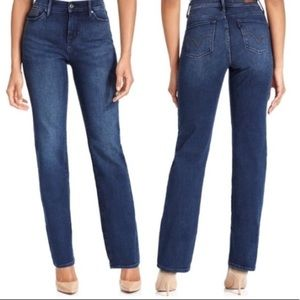 Levi's 512 Straight Leg Perfectly Slimming Jeans